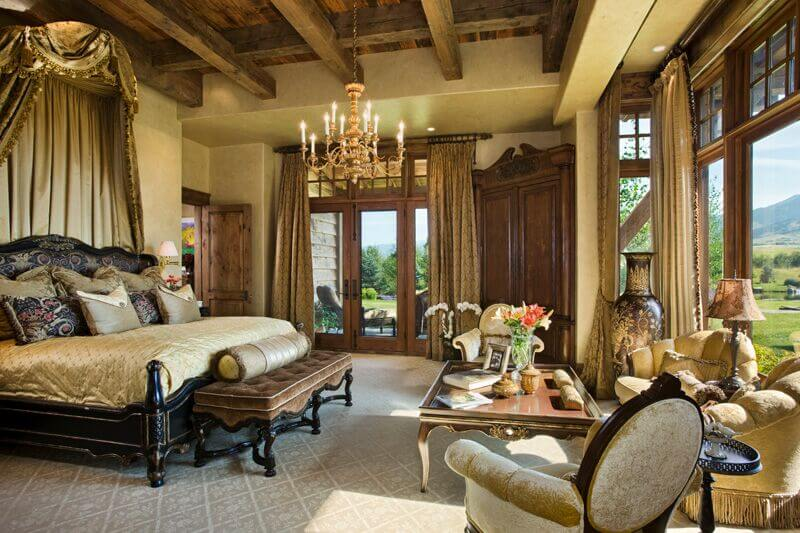40 Exquisite Master Bedrooms With French Doors PICTURES Amazing Master Bedroom Addition Plans Set