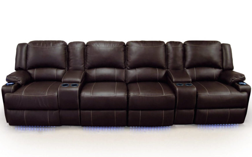 As the title suggests the unique feature of this recliner set is the love seat  sc 1 st  Home Stratosphere & Top 21 Types of Home Theater Recliners and Chairs islam-shia.org