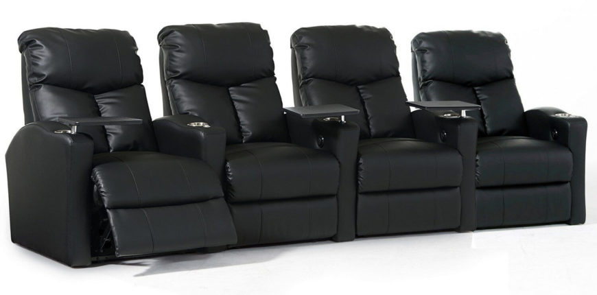 For our final home theater seating option we wanted to showcase a truly high-  sc 1 st  Home Stratosphere & Top 21 Types of Home Theater Recliners and Chairs islam-shia.org