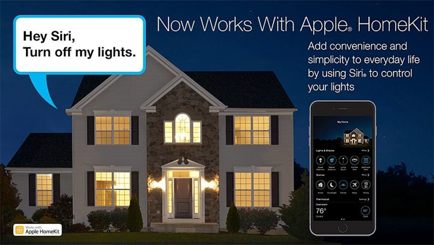 Caséta Wireless dimmers are designed to integrate with dimmable LED light bulbs and dimmable compact fluorescent (CFL) light bulbs, as well as standard incandescent, halogen, and magnetic low voltage (MLV) light bulbs, providing freedom and flexibility of bulb choice. When dimming with Caséta, you can program lights to stay flicker-free as they're dimmed, remotely, from anywhere on earth using your smartphone. The technology works reliably from around corners, through walls, and won't affect other wireless devices.