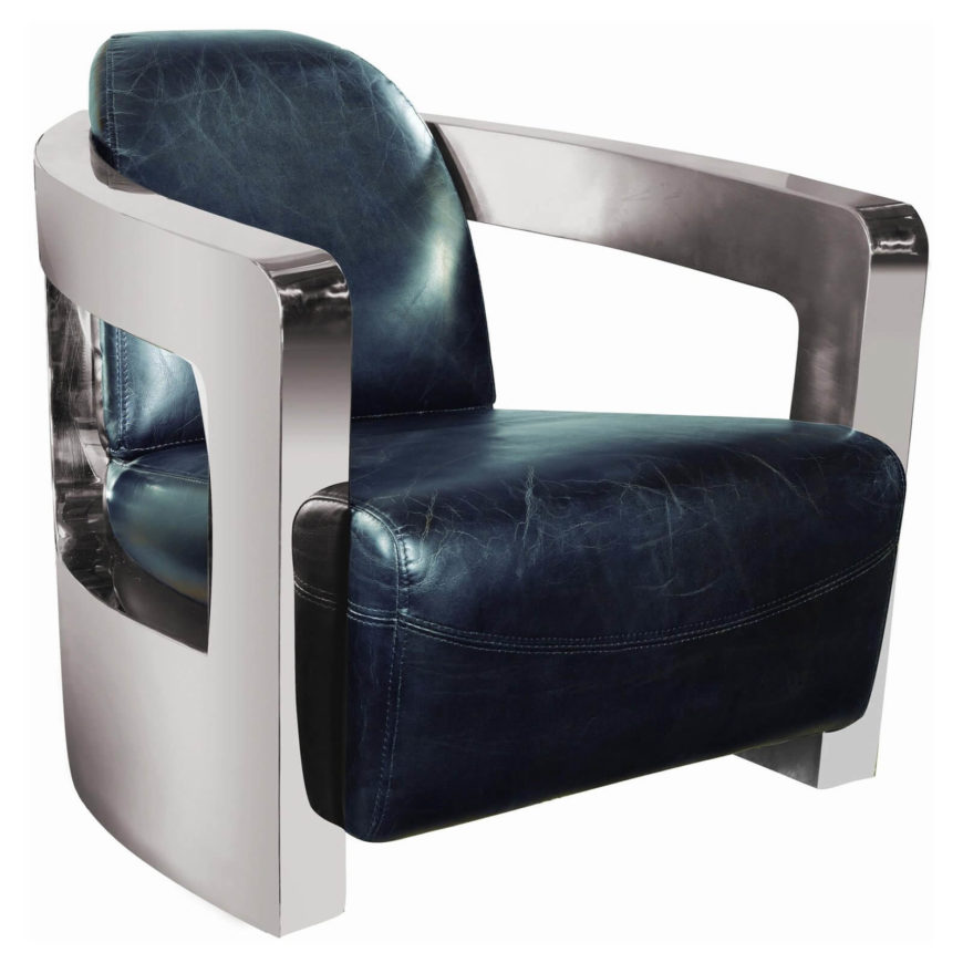 Attrayant This Space Age Looking Chair Will Have Your Man Cave Looking Like The  Bridge Of