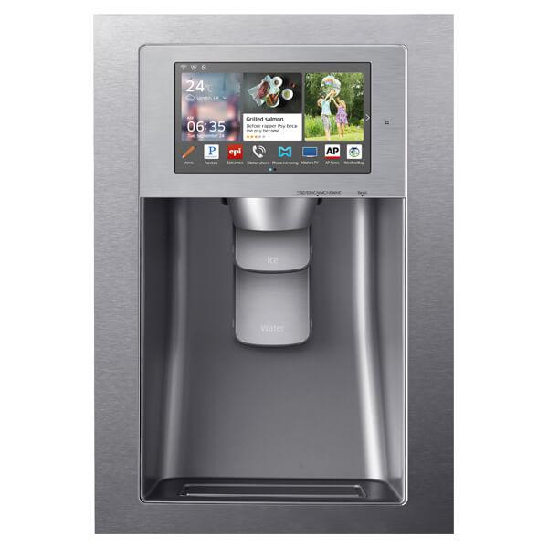 11a. Smart home appliances, samsung.com, Samsung