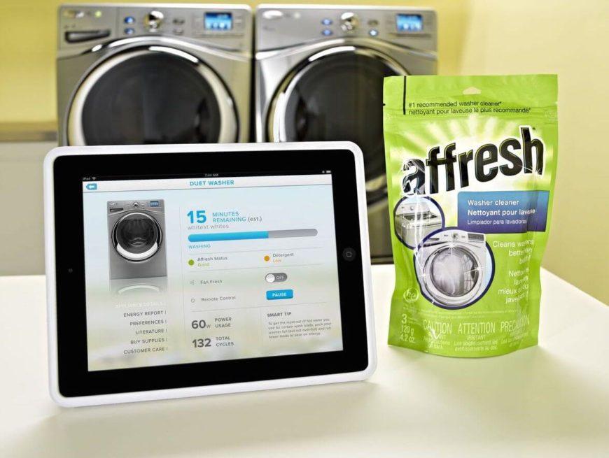 14a. Smart home applia2nces, whirlpool.com, Whirlpool