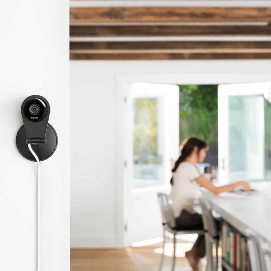 With a new optic sensor and image processor, this device offers startling video quality; sharpness and clarity matters when it comes to home security. Its simple setup is aided by simple wifi or bluetooth connection to your computer or mobile device, allowing you to live stream remotely in less than a minute. It also boasts two-way talk, learning mobile alerts, and an included mobile app. Cloud storage will let you review footage and save clips from anywhere with an internet connection.