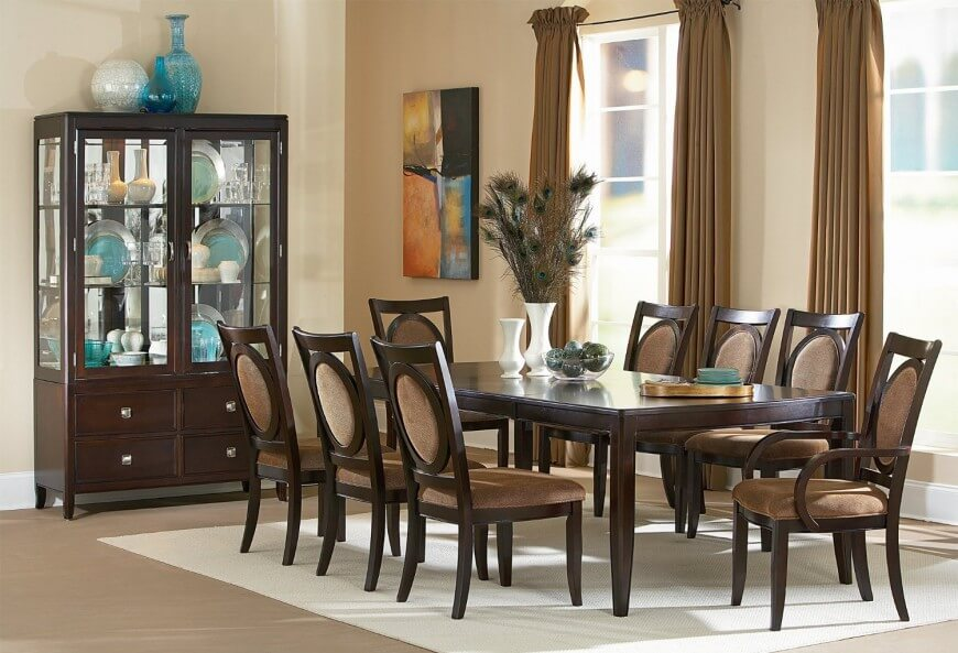 20 Rectangle Wood Dining Tables That Seat 6 For Under  500. 30 Space Saving Corner Breakfast Nook Furniture Sets  BOOTHS