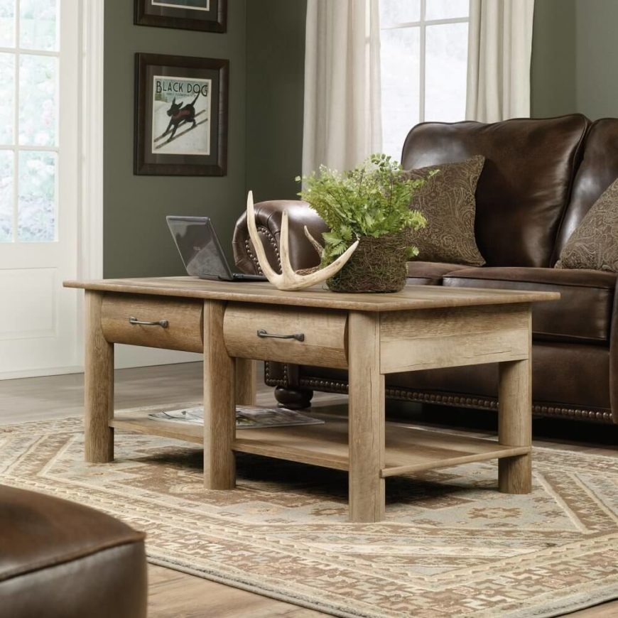 While Craftsman Style Often Leans Slightly Toward Rustic Minimalism, This  Table Is Probably The Furthest