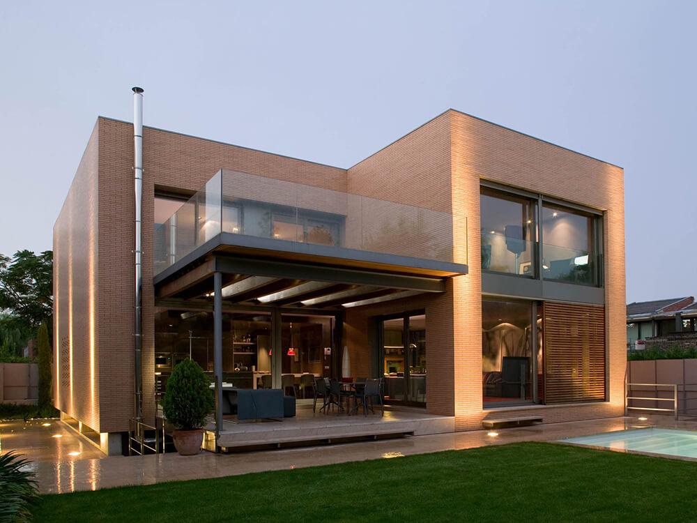 Intriguing b house by artigas arquitectes - Sans arquitectes ...