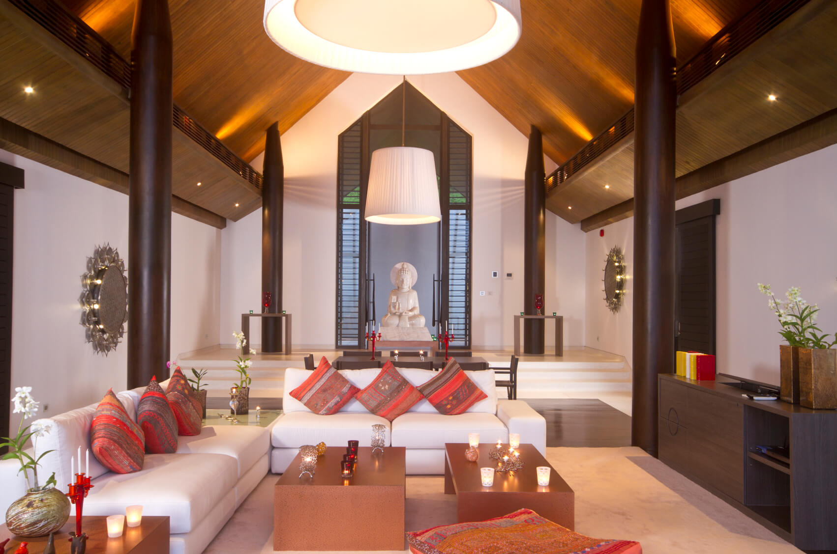 14 stunning asian living room ideas - Houzz wohnzimmer ...