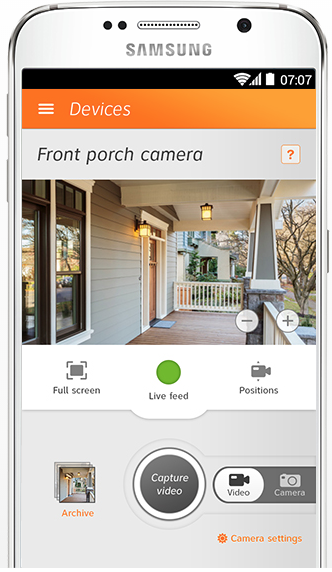 The AT&T Digital Life app is designed to be a comprehensive suite of functions that work in concert to manage your home from the ground up. The app covers your home security via video monitoring, door control, energy management, and even water detection. Sensors and cameras are all directly linked via the internet, so that you can have a first person view of what's happening, get alerts if anything out of the ordinary occurs, and make sure that your lights and thermostat are programmed exactly as you like, from anywhere on Earth.