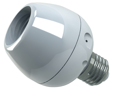 No more fumbling for a wall switch! The bulb, of course, still activates regularly when using the wall switch. Working straight out of the box, there's no need for professional installation; it's as easy as changing a light bulb. Even better: you can activate lights from your smartphone.