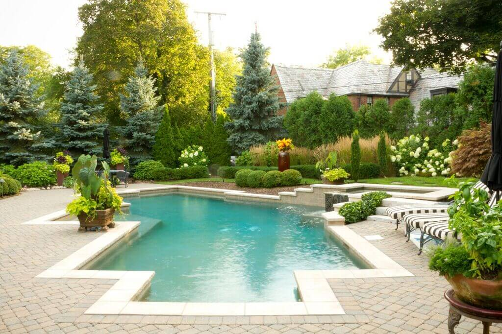 31 unique pool shapes and designs for Pool design shapes