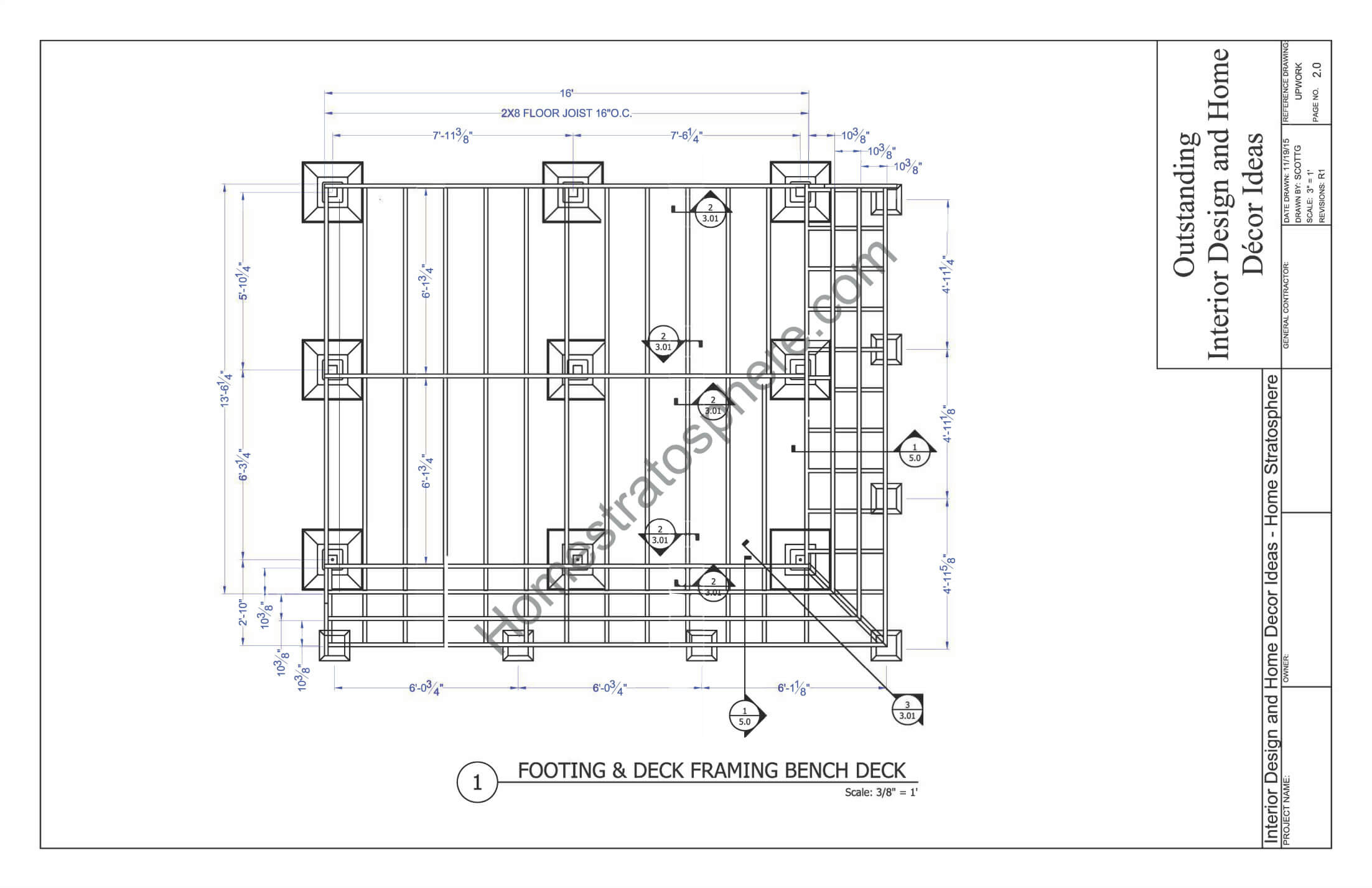 Deck Plans with Built-In Benches_Page_02