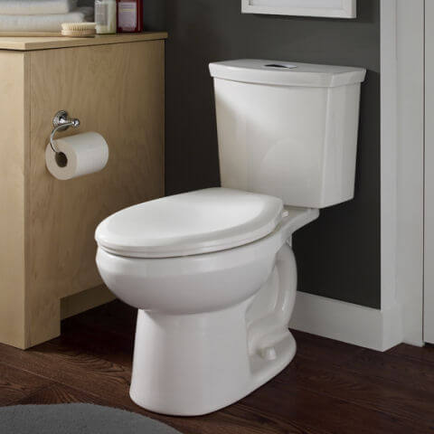 The dual flush toilet has two options: one for liquid waste, and one for solid. This means that you will use a much-reduced amount of water for liquid flushes, conserving the resource. The toilet uses a new mechanism for flushing in either case, making it more efficient no matter what you've got going on. There are kits for upgrading existing toilets, or you can purchase an entire new model, depending on your budget.