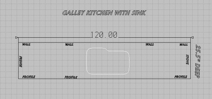 Galley-kitchen-with-sink