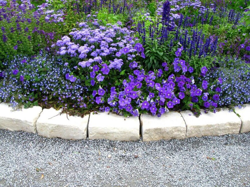 47 gorgeous perennial garden ideas home stratosphere when selecting the right combination of perennials a garden can possess variety of texture but still mightylinksfo