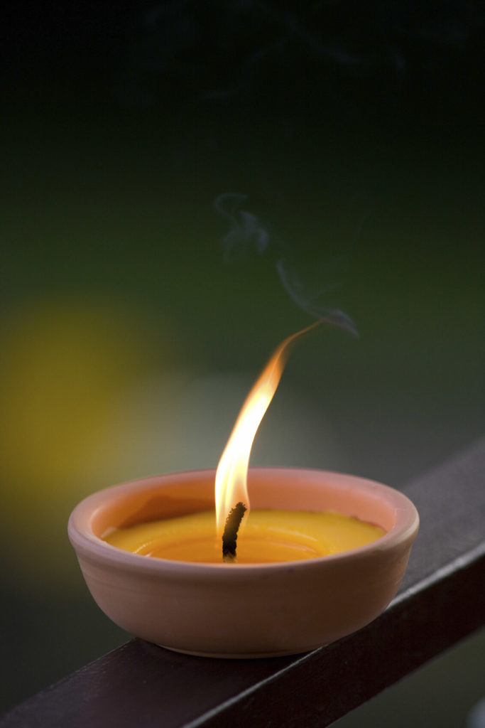We all know that citronella is a very popular form of pest control during summers, keeping mosquitos from ruining our picnics, barbecues, and general outdoor time. Interestingly, citronella is also effective against spiders. One idea involves mixing lemon dish soap and a small amount of citronella in water, creating a spray that you can leave on spider prone surfaces. Additionally, you can simply use citronella candles in rooms where you've noticed spiders, because the smell will drive them away.