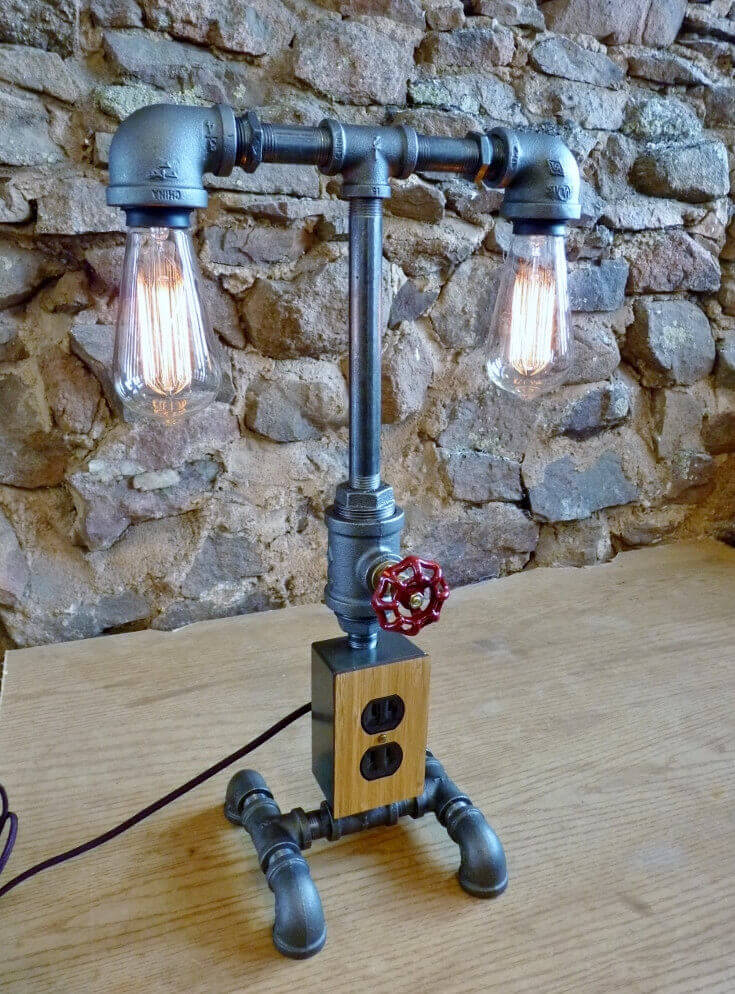 35 Industrial Lighting Ideas For Your Home