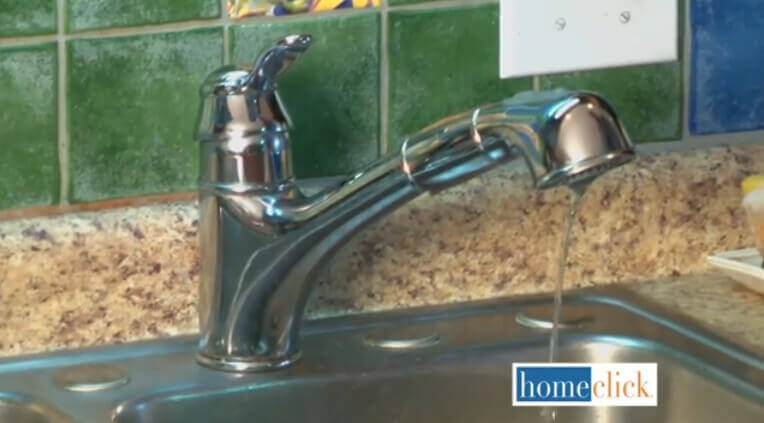 Here's an interesting and important tip: during the coldest days, you can run a trickle of hot and cold water from the faucet that is furthest from your home's hot water heater. This keeps the pipes moving, unable to freeze, without wasting much heat.