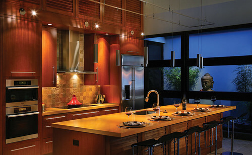 three colors asian kitchen 33 sleek asian kitchen ideas 6106