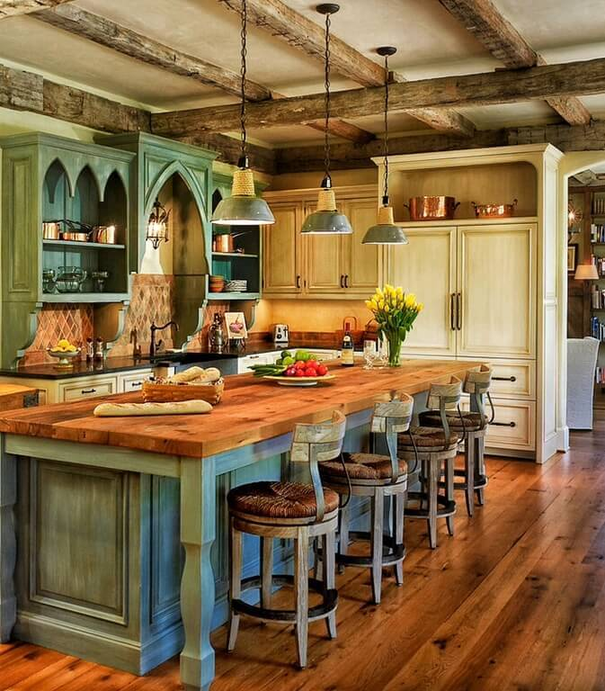 50 Mediterranean Style Kitchen Ideas For 2019