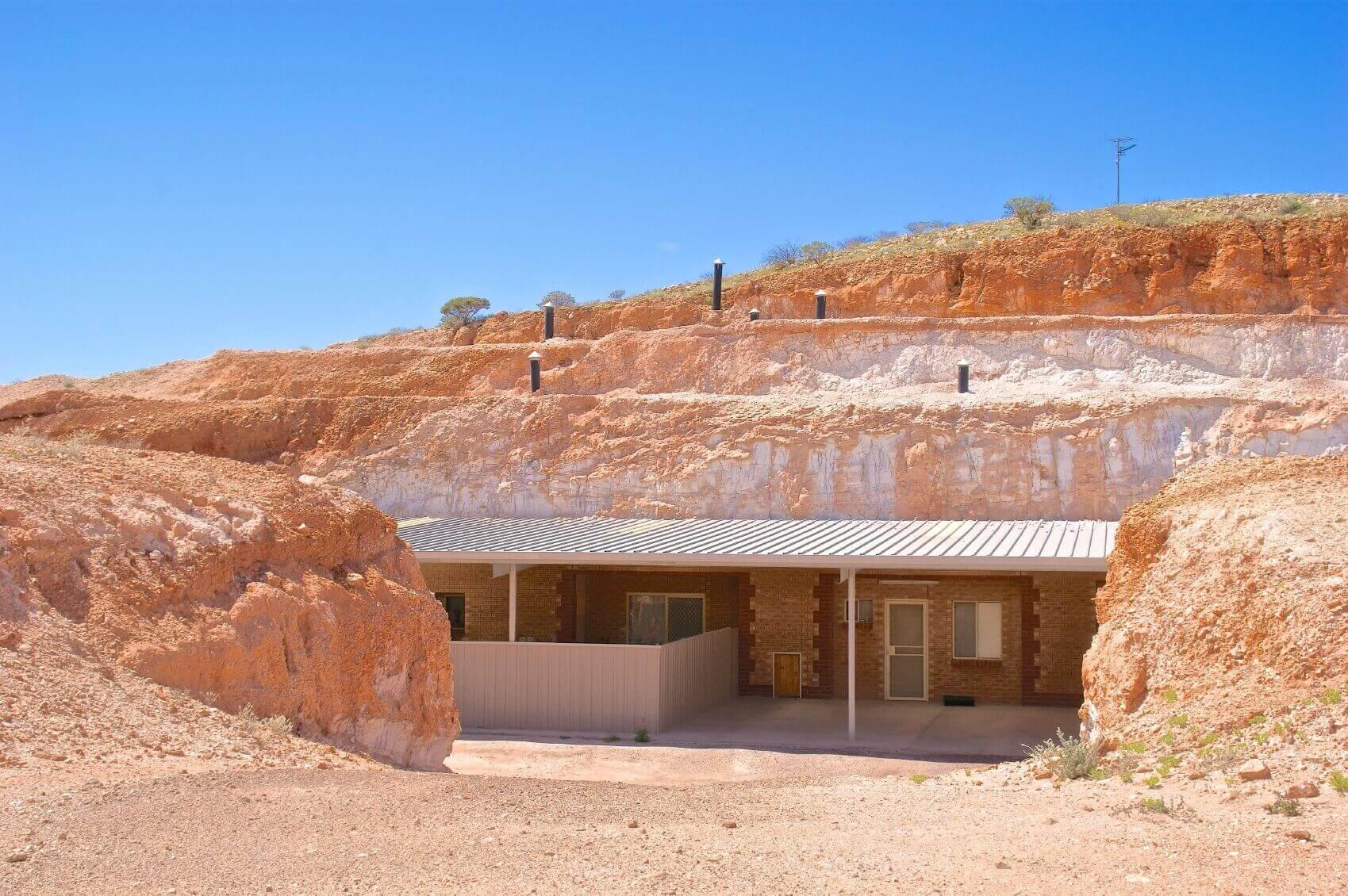 Furniture Dining Room Sets Unforgettable Underground Town Coober Pedy Australia