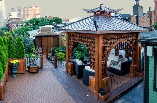 There are gazebos that fit into many different styles. Whatever your outdoor space looks like, or whatever the kind of yard and patio you may have, you will be able to find a gazebo that will look fabulous in your space.