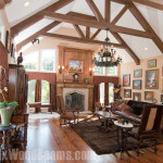 15 Faux Wood Ceiling Beam Ideas (Photos)