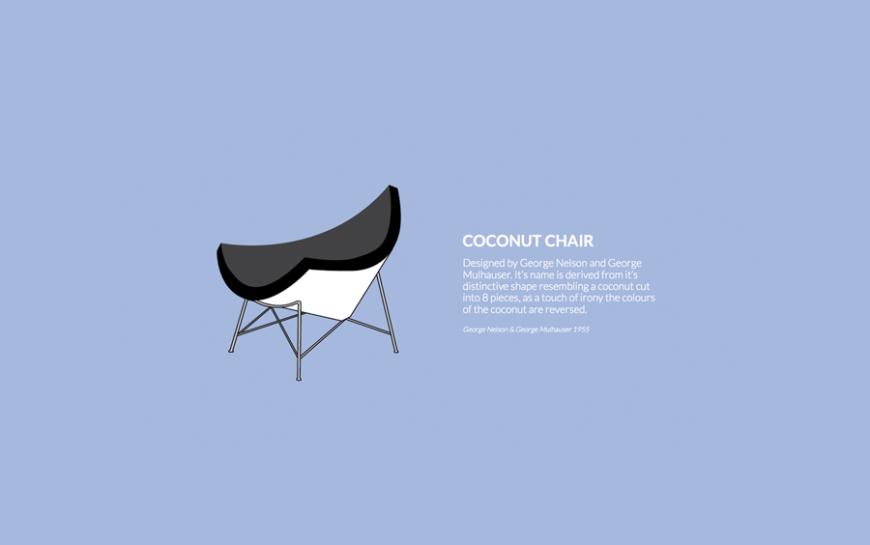 21 Coconut Chair