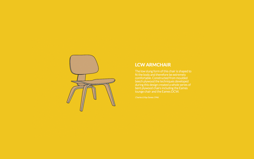 29 LCW Armchair