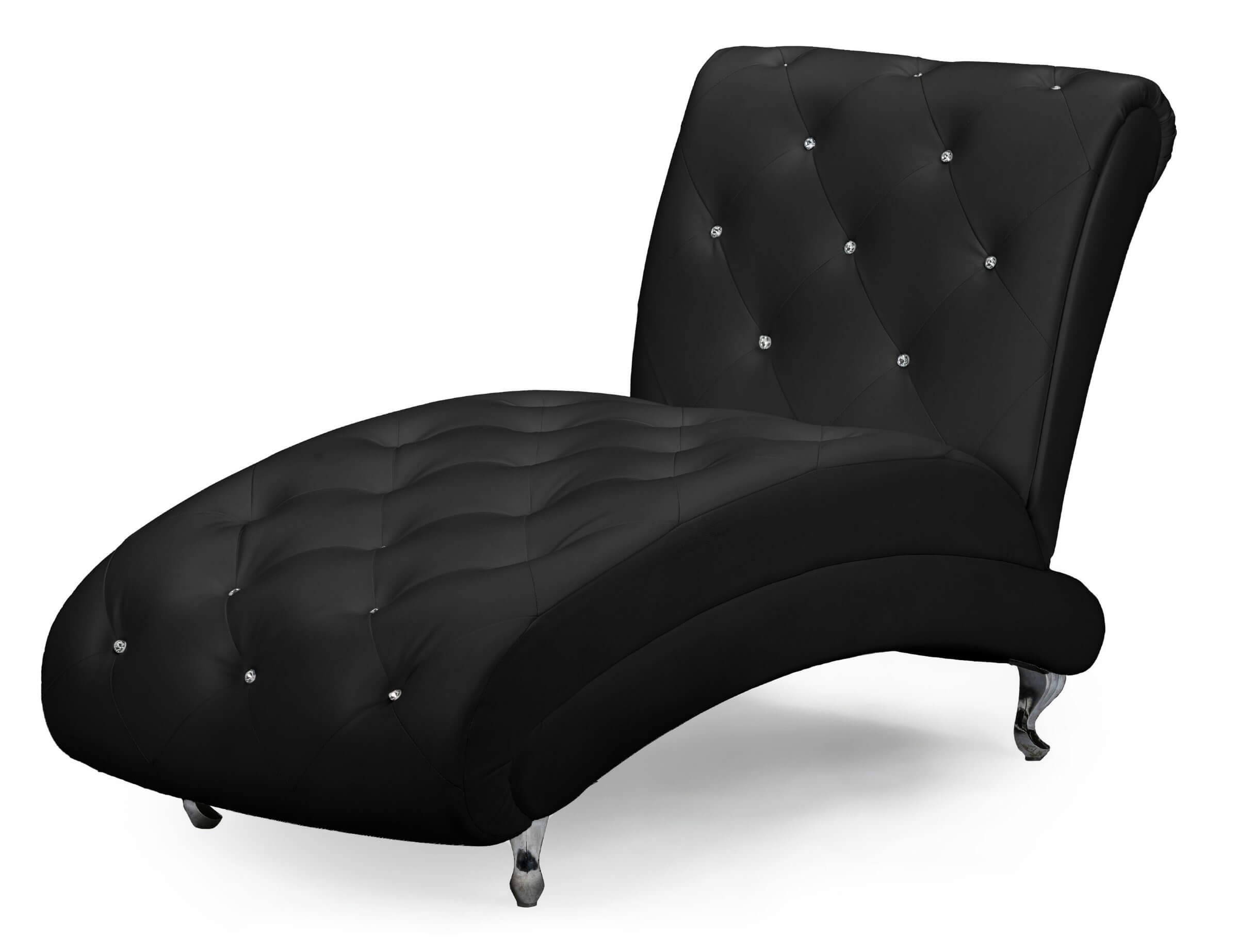 top 20 types of black chaise lounges buying guide. Black Bedroom Furniture Sets. Home Design Ideas