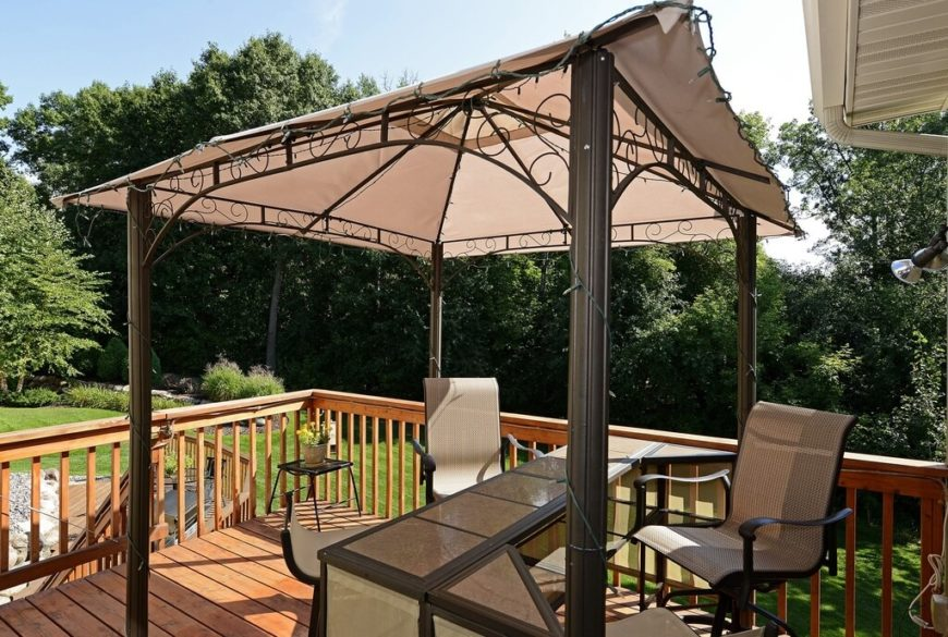 26 Portable Gazebos That Will Keep The Bugs Out