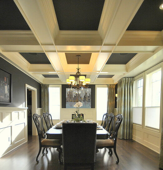 Dining Room Ceiling Ideas: 25 Top Dining Room Designs (2016 Edition