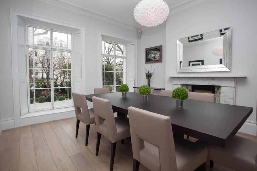 Modern Elegant Dining Room: 25 Top Dining Room Designs (2016 Edition