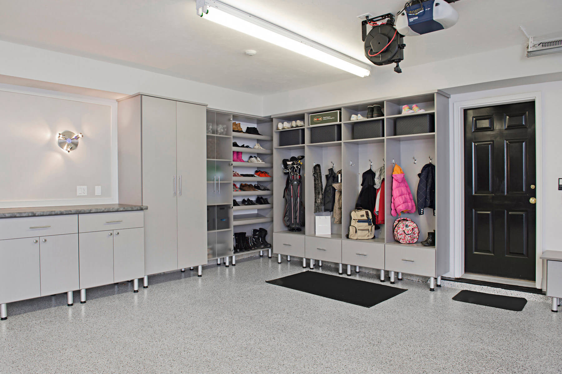 home garage organization ideas