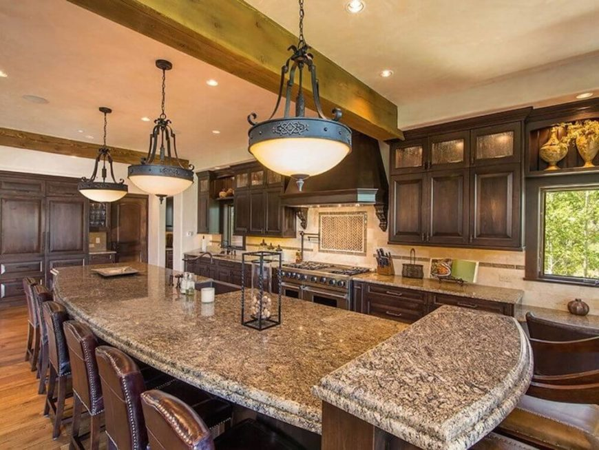 craftsman kitchen lighting. A Dark Stain Is Great Way To Get More Contemporary Look While Still Adhering Craftsman Kitchen Lighting