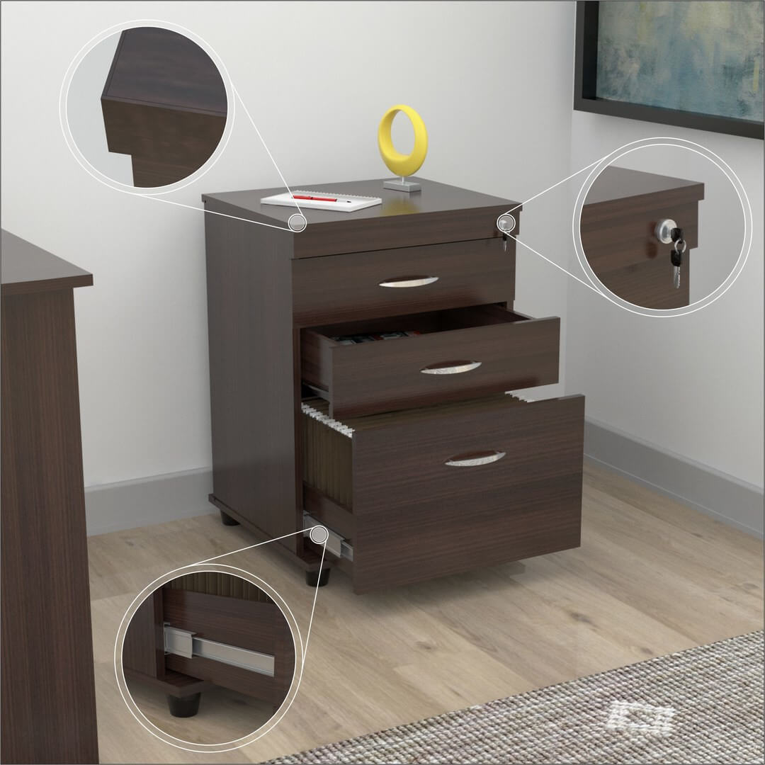 Filing Cabinets Home: Top 10 Types Of Home Office Filing Cabinets