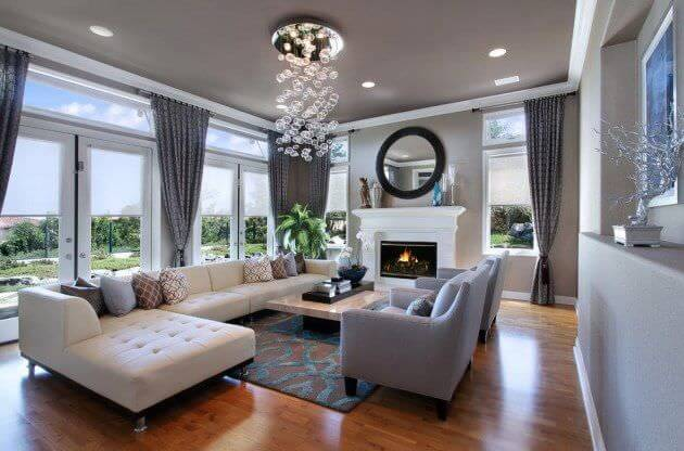 combine modern design with a little luxury using this color scheme use darker shades of - Interior Design Living Room Color Scheme
