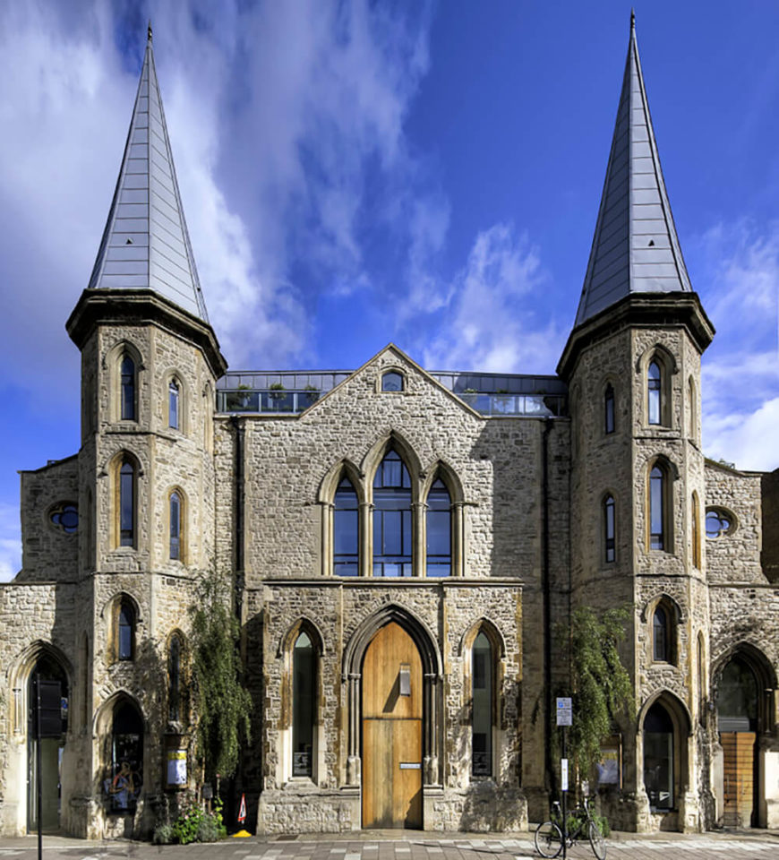 The Exterior Of This Gorgeous Building Is That A Historic Gothic Church In London