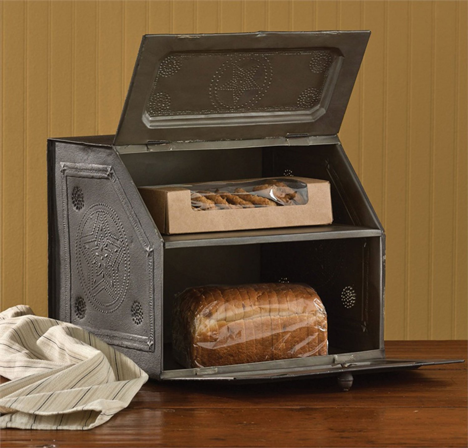 Top 12 Types Of Bread Boxes