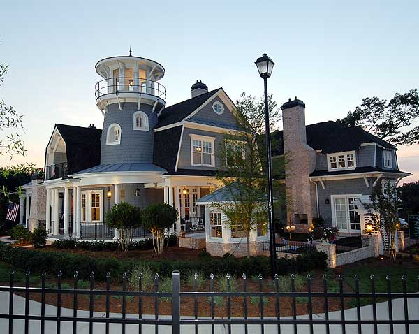 Design For Oceanfront Shingle Style Home