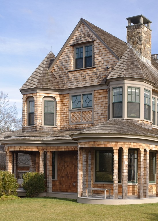 19 Shingle Style Homes Diverse Photo Collection