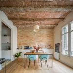 Rustic Bright Contemporary Home Design in Spain (Nook Architects)