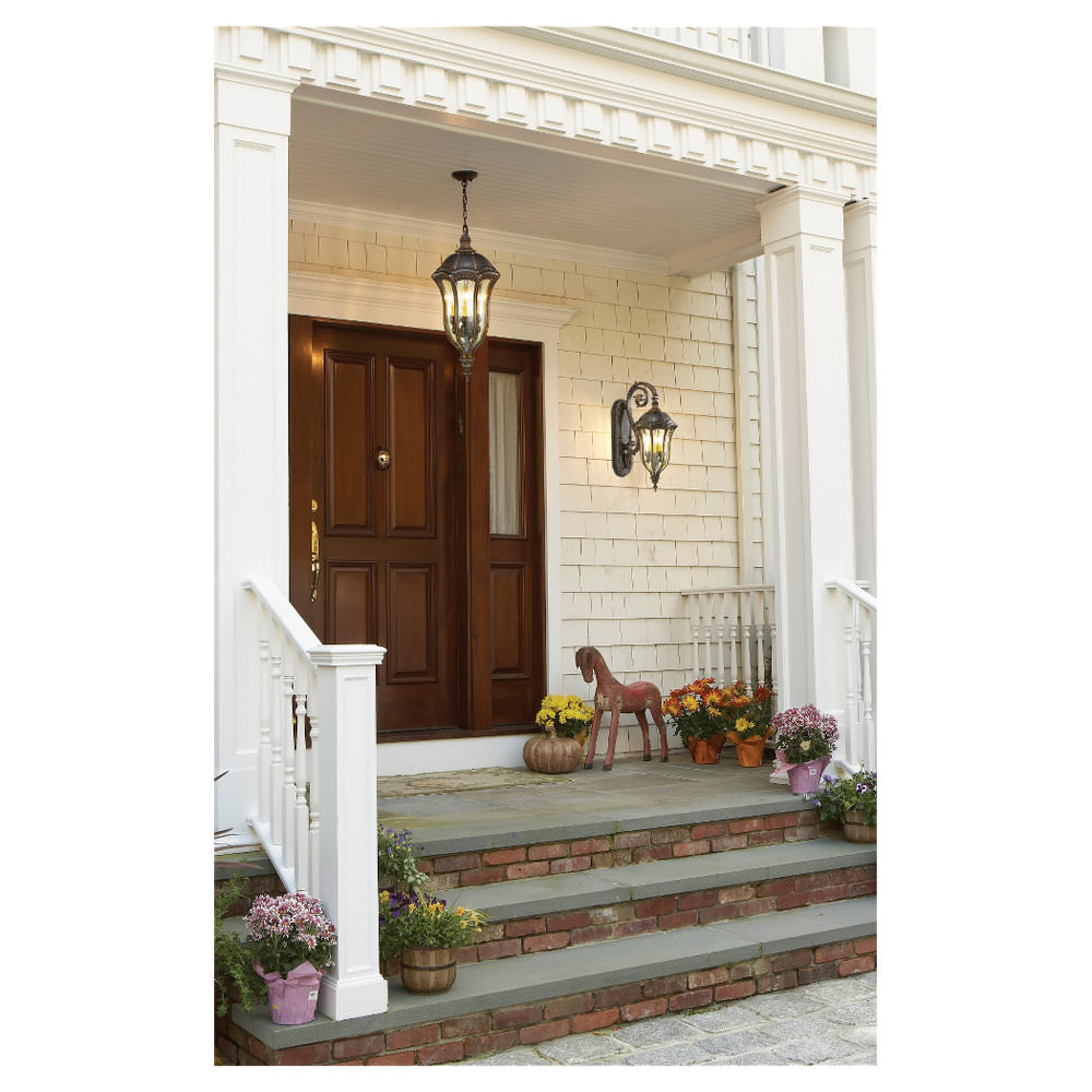 front door light9 Types of Outdoor Lights for Your Home