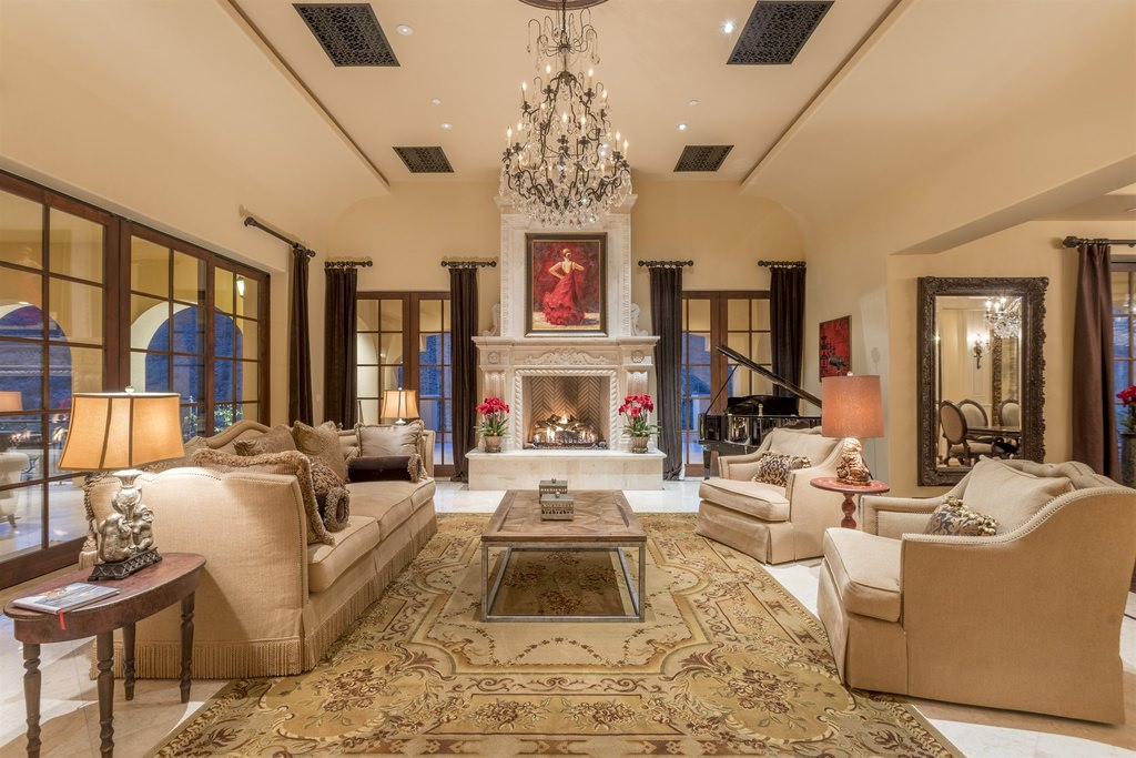 20 Mansion Living Rooms Combed Through 100 S Of Mansions