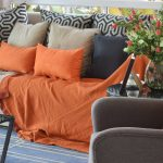24 Orange Living Room Ideas and Designs