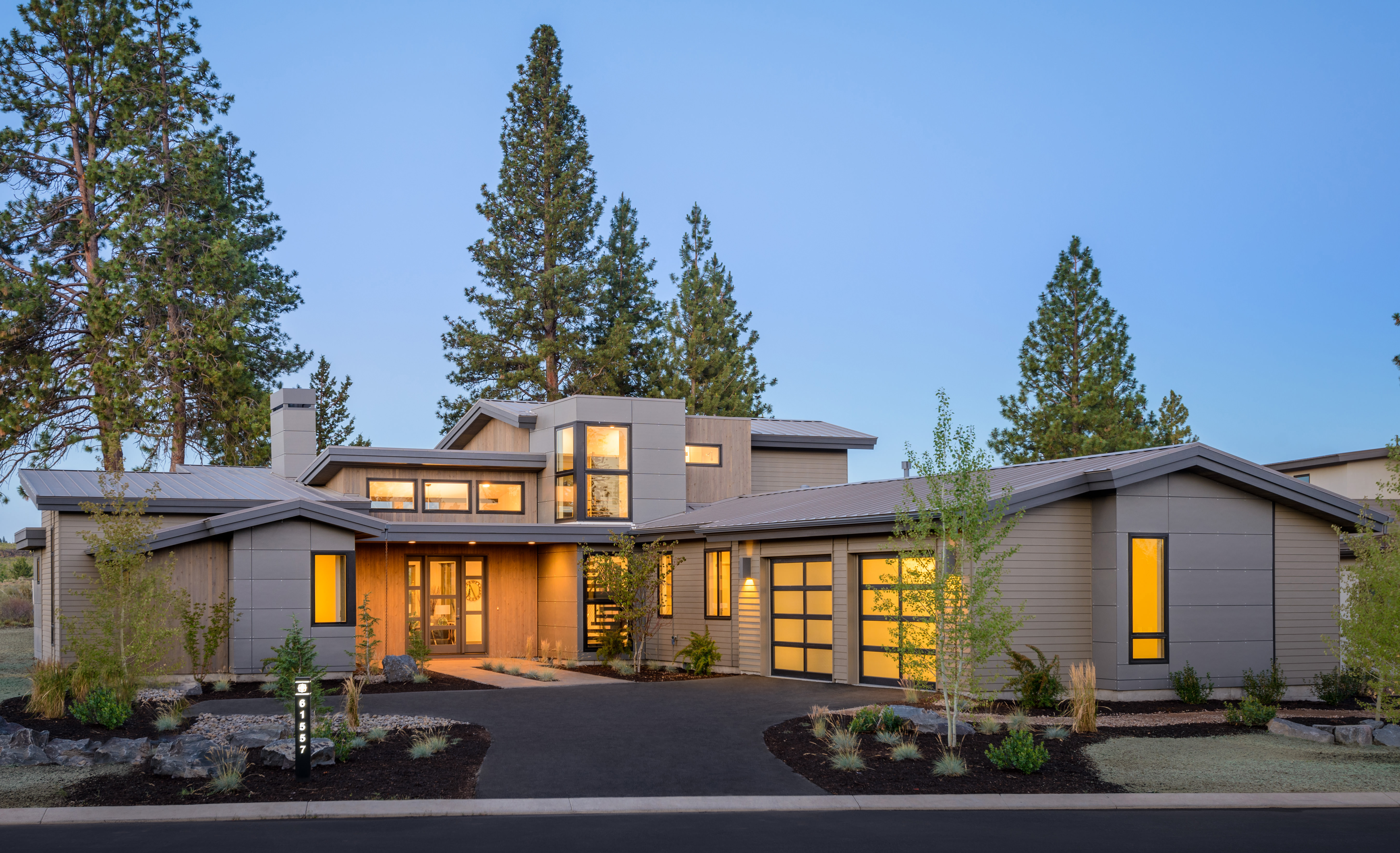 32 types of architectural styles for the home modern Modern ranch homes