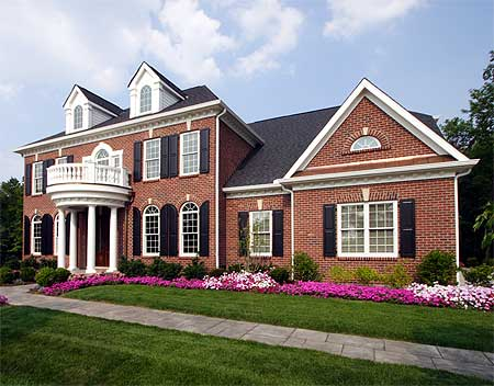 georgian style house plans 32 types of architectural styles for the home modern 17853