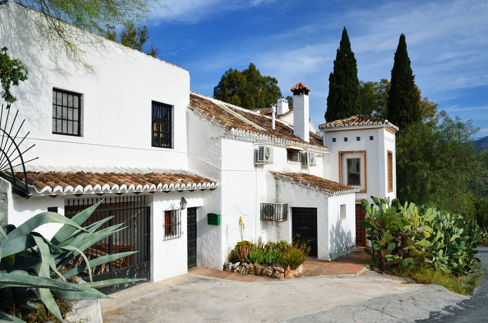 32 types of architectural styles for the home modern for Modern spanish style homes