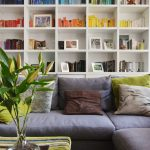 Small Apartment Space that Looks and Feels Bigger with Brilliant Contemporary Design by DPAW