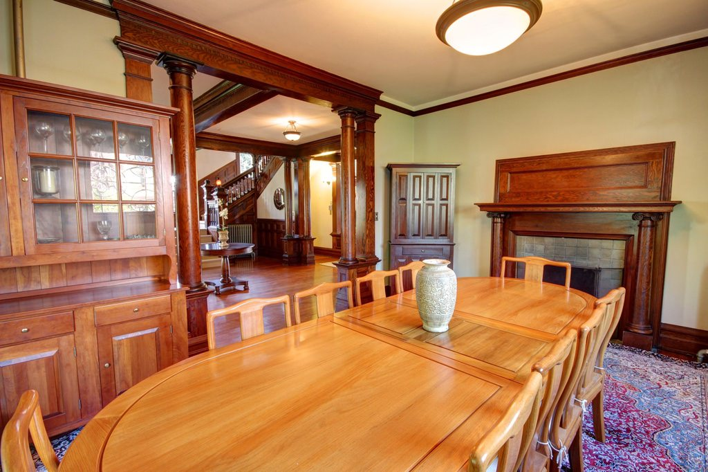 american foursquare interior design photos 2 homes